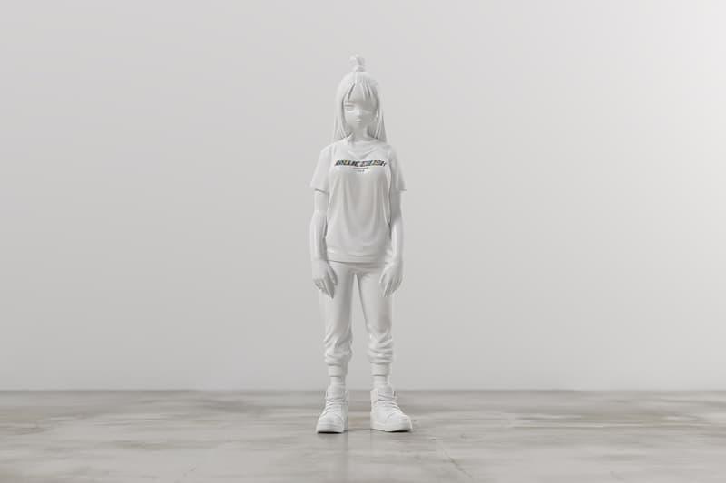 billie eilish takashi murakami uniqlo ut collaboration t-shirts statue teaser