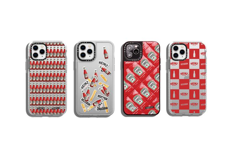casetify heinz collaboration national ketchup day phone cases apple iphone samsung android airpods pro