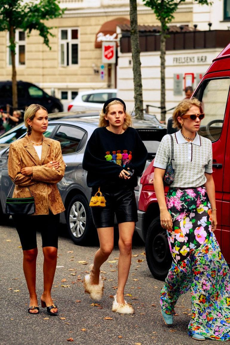 Street Style Fashion Week Fall/Winter 2019