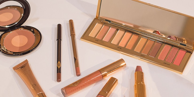 """Our Editors Try Out Every Single Product From Charlotte Tilbury's New """"Pillow Talk"""" Collection"""