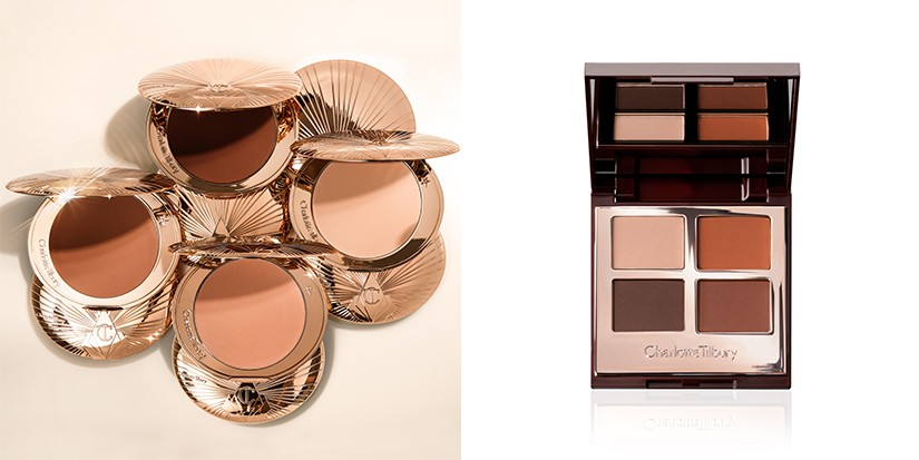Charlotte Tilbury Launches New Refillable Matte Airbrush Bronzers