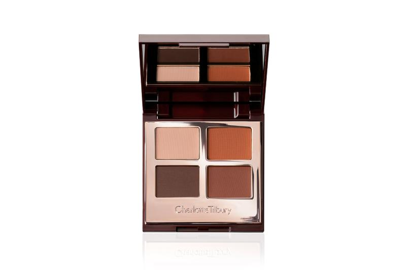 charlotte tilbury refillable airbrush bronzer luxury palette of mattes desert haze makeup