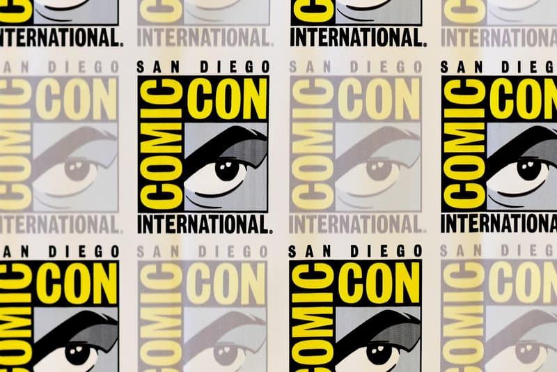 Comic-Con San Diego Logo Poster Sign