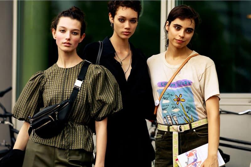 Street Style Copenhagen Fashion Week Spring/Summer 2020