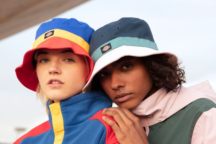 Dickies Updates Classic Workwear in Color-Blocked Summer Shades