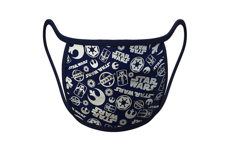Disney Face Mask Coronavirus COVID-19 Star Wars Logo