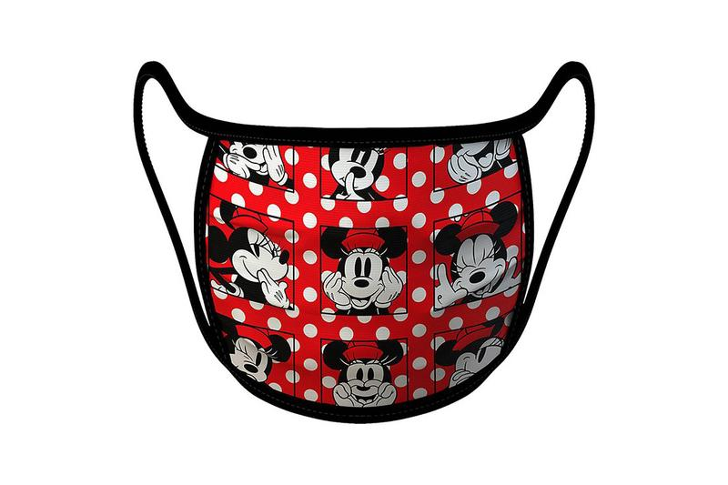 Disney Face Mask Coronavirus COVID-19 Mickey Mouse