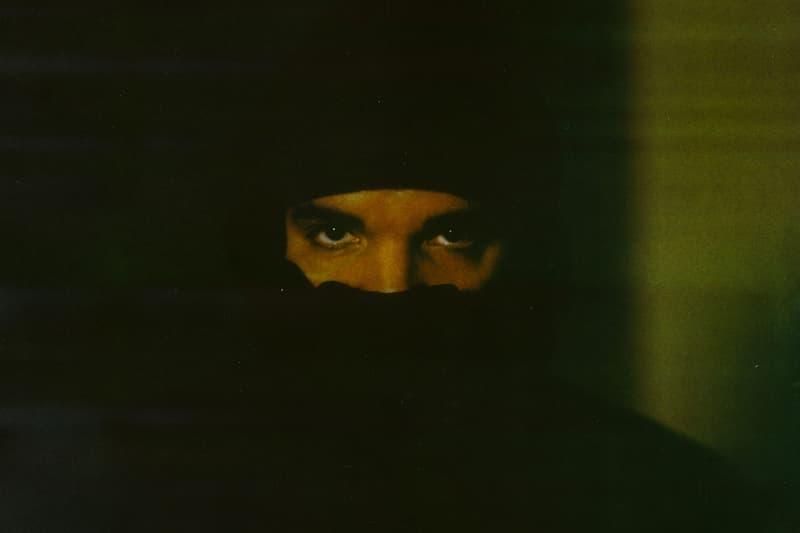 Drake Dark Lane Demo Tapes Album Mixtape Cover Art