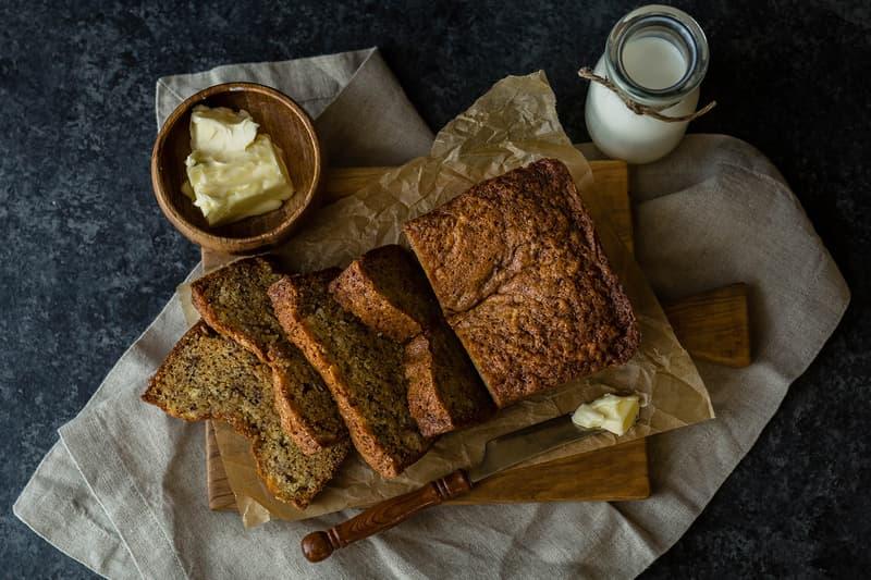Best Easy Banana Bread Baking Recipes Healthy Dairy Gluten-free Microwave TikTok