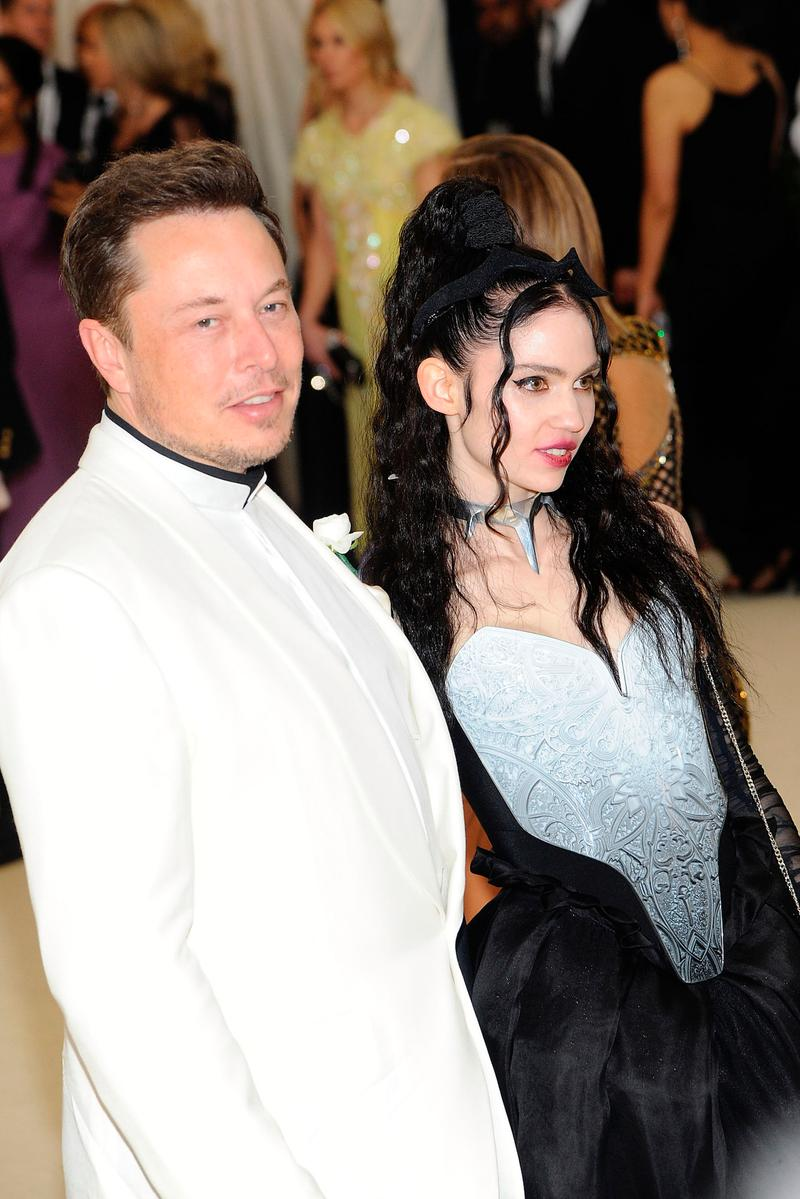 Grimes and Elon Musk Welcome Their First Baby