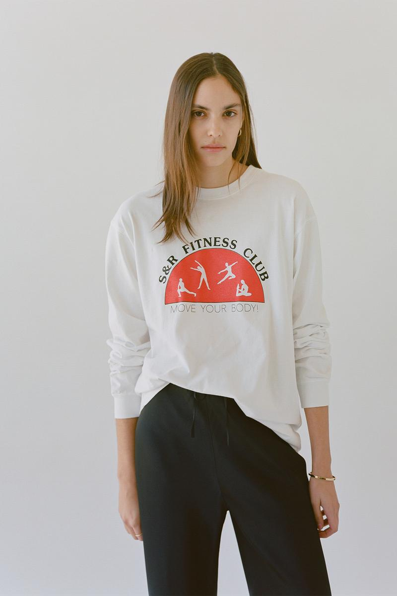 emily oberg sporty and rich spring collection drop 3 wellness club health sweaters