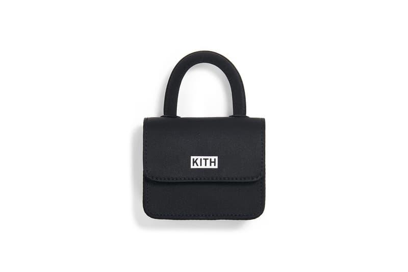 KITH Women Gelareh Mizrahi Mini Bag Black Top Handle Collaboration