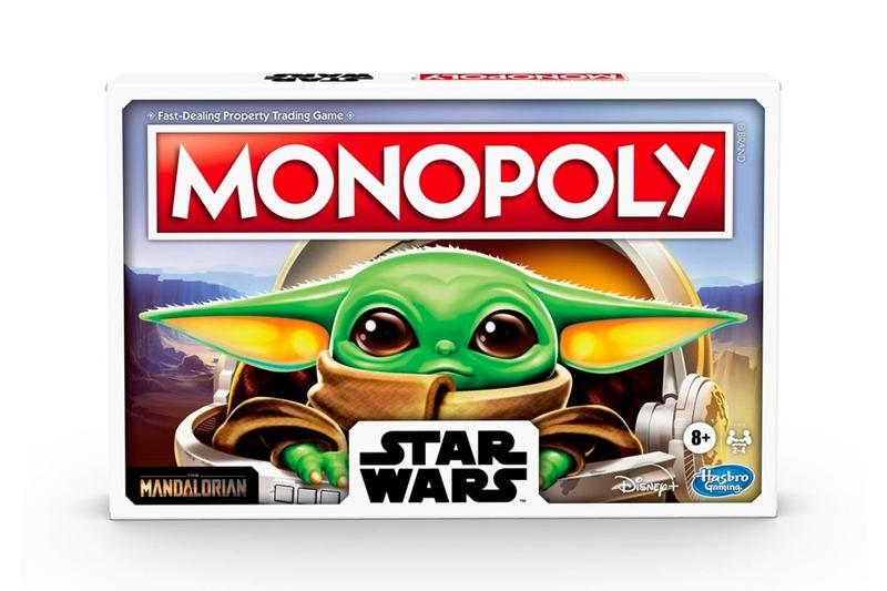 Star Wars Day Baby Yoda Monopoly Game Board Release Date Pre-Order The Mandalorian Series Disney+