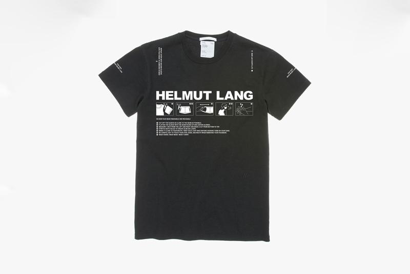 Helmut Lang T-Shirt Design Contest Finalists Call Mom Gloves