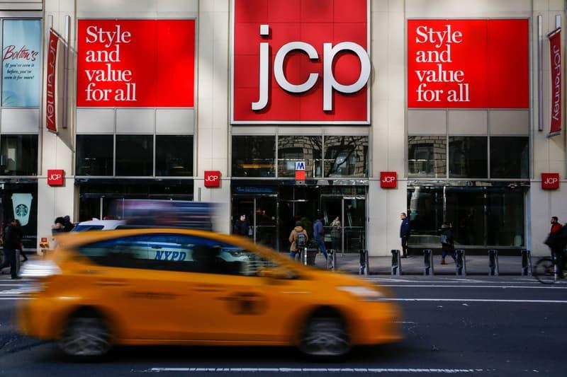 J.C. Penney Store New York City Retail Location Logo