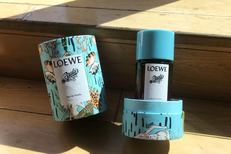 Loewe Paula's Ibiza Fragrance Perfume Review Jonathan Anderson Beauty Release Scent Summer