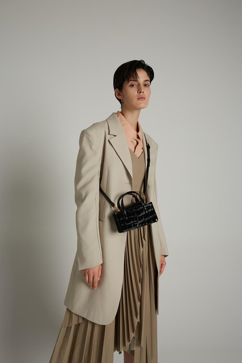 marge sherwood spring summer collection lookbook designer handbags south korea