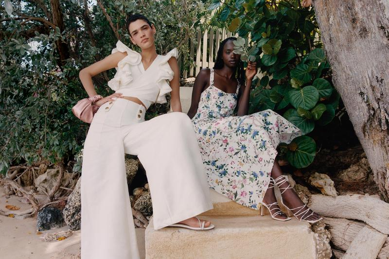 net a porter high summer collection campaign proenza schouler gianvito rossi by far
