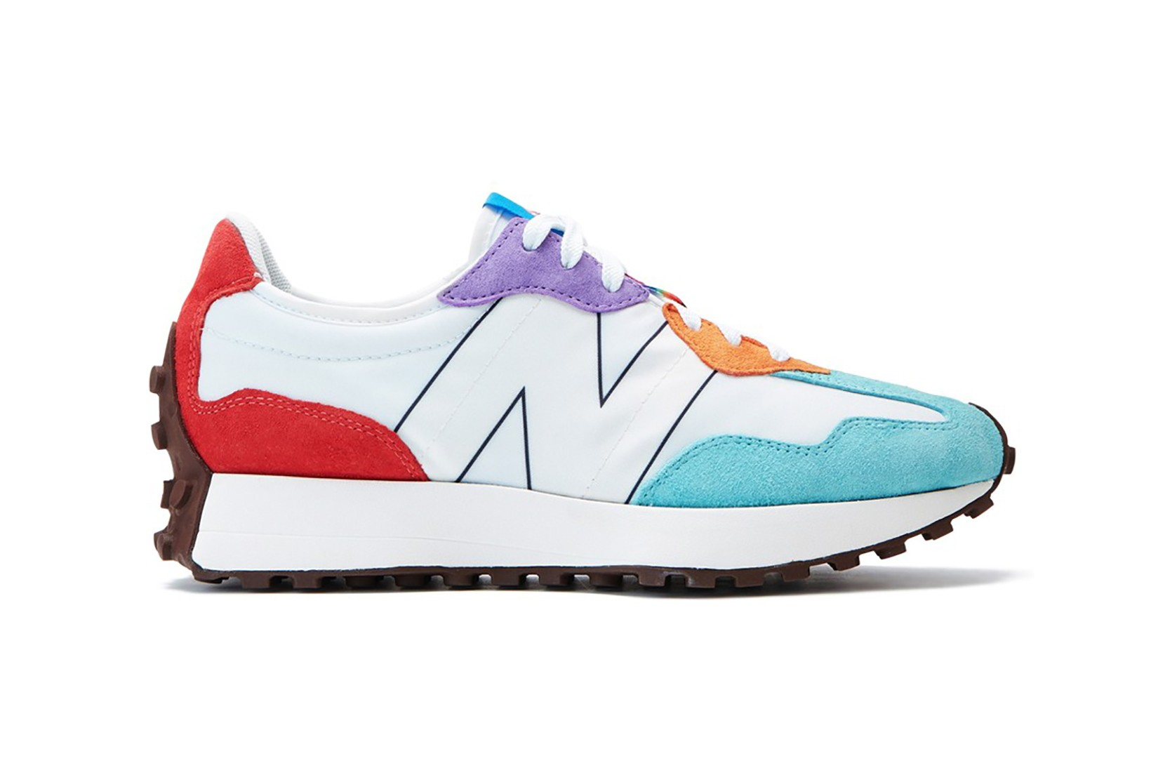 New Balance Honors Pride with 327