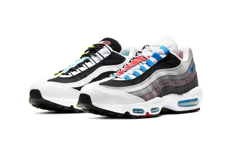 Nike Air Max 95 Greedy 2.0 Black Multi Green Blue Red
