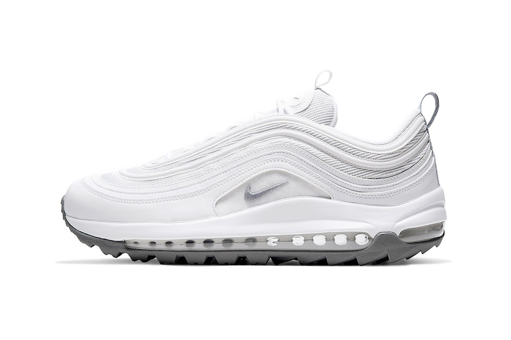 Nike Golf Air Max 97 G Sneakers White