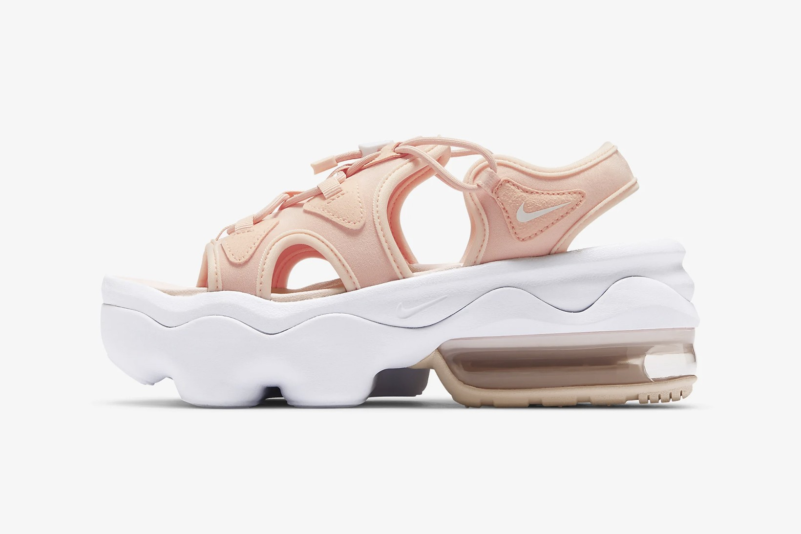 Nike Air Max Koko Sandals Pink \u0026 Black