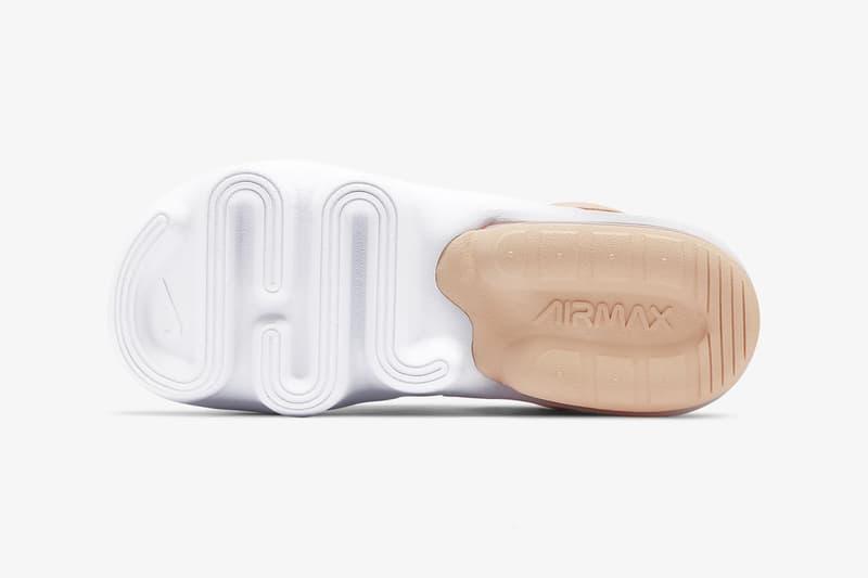 nike air max koko womens sandals pink coral white black colorway shoes footwear