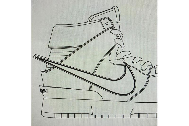 nike ambush summer collaboration dunk high sneakers new colorways shoes footwear sneakerhead
