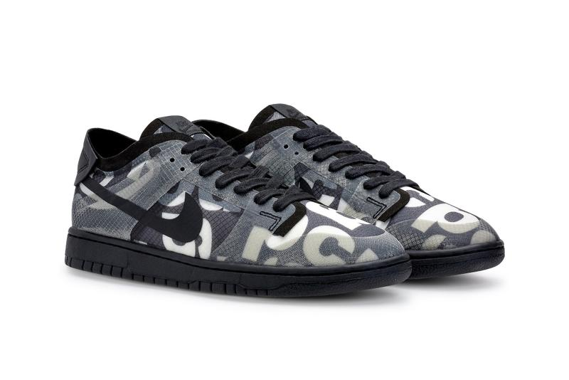 Comme Des Garcons x Nike SB Dunk Low Release Date Collaboration
