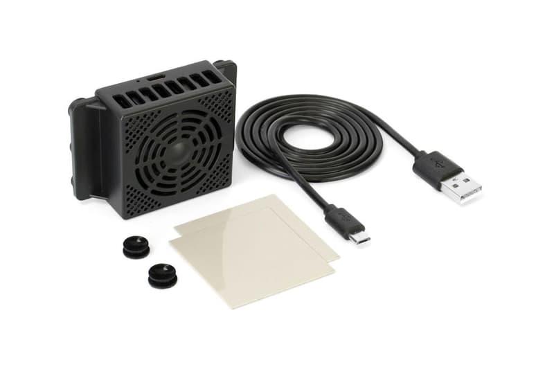 Nintendo Switch Cooler Cooling Fan Gamers Mobile GameTech