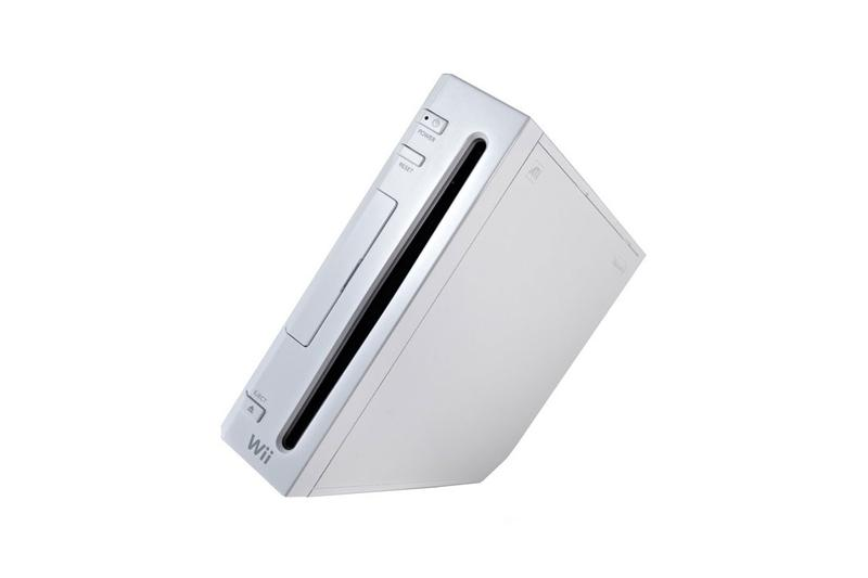 Nintendo Wii Console Video Game White
