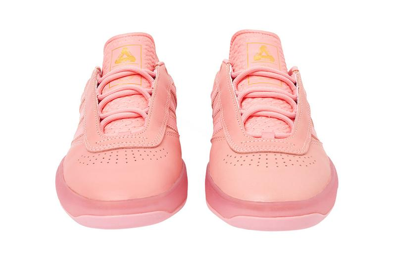Palace x adidas Skateboarding Lucas PUIG Sneaker Pink