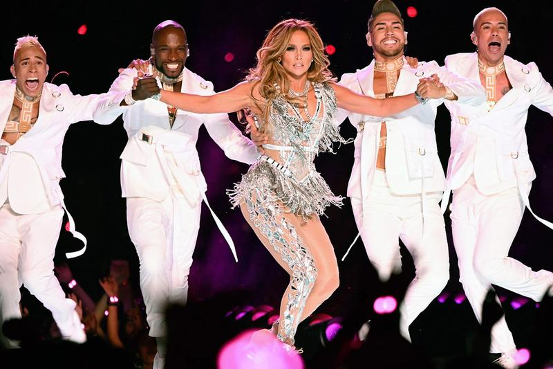 Jennifer Lopez SuperBowl 2020 Halftime Show Performance Dance