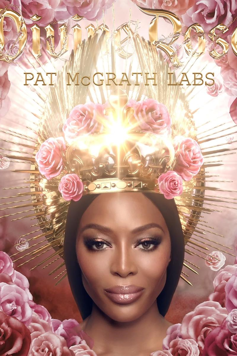 Naomi Campbell Pat McGrath Collaboration Interview Makeup Beauty History Making Collaboration