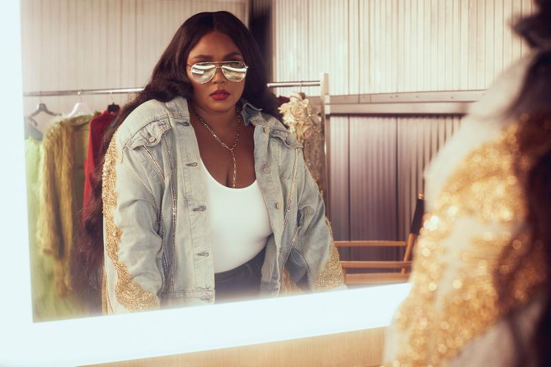 quay australia lizzo collaboration eyewear sunglasses shades collection campaign