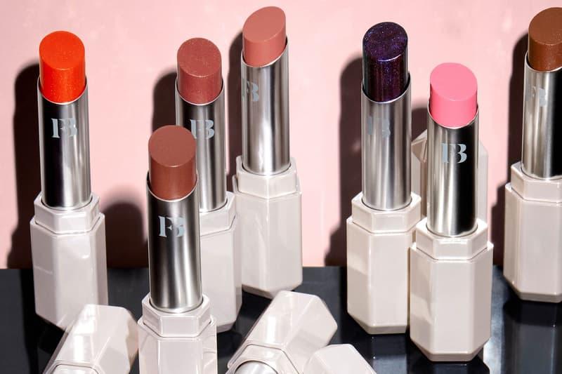 Fenty Beauty Slip Shine Sheer Shiny Lipstick Shades Colors