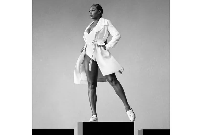 Serena Williams Stuart Weitzman Spring/Summer 2020 Campaign Spokeswoman