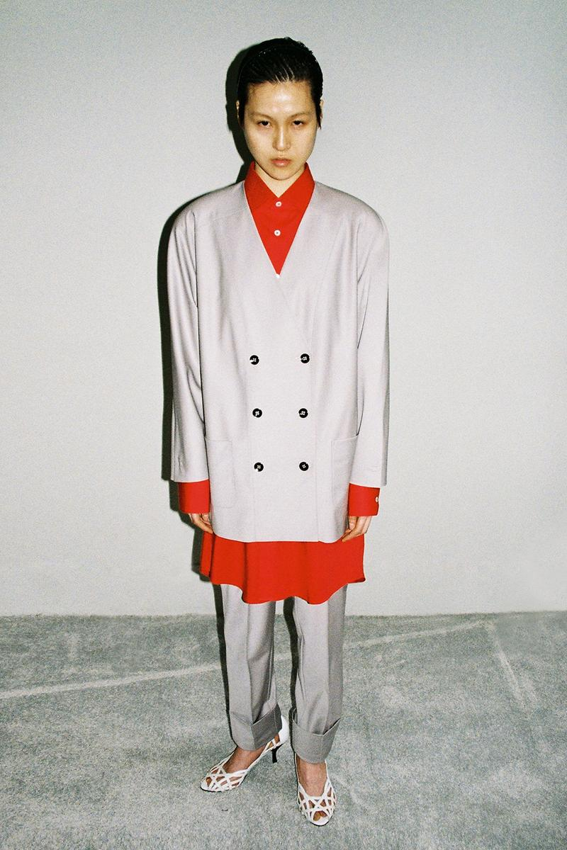 situationist georgia tbilisi emerging designer label fall winter Irakli Rusadze jackets blazers coats
