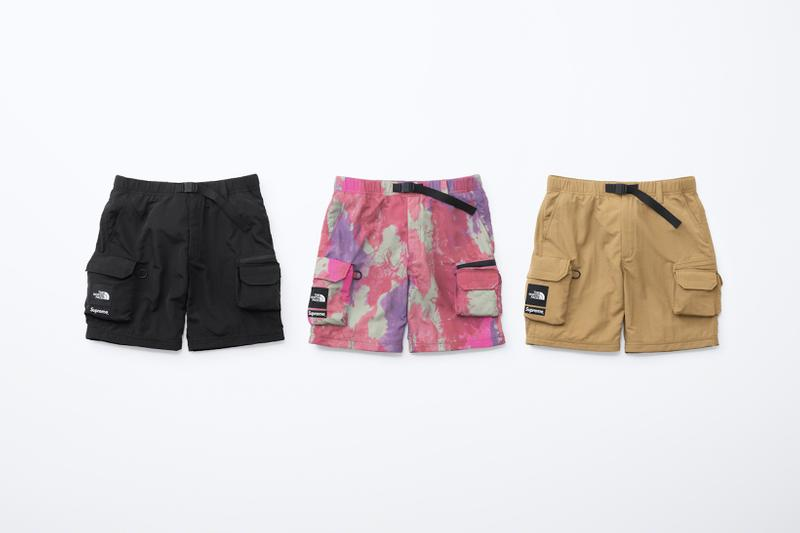 supreme the north face spring summer collaboration jackets outerwear