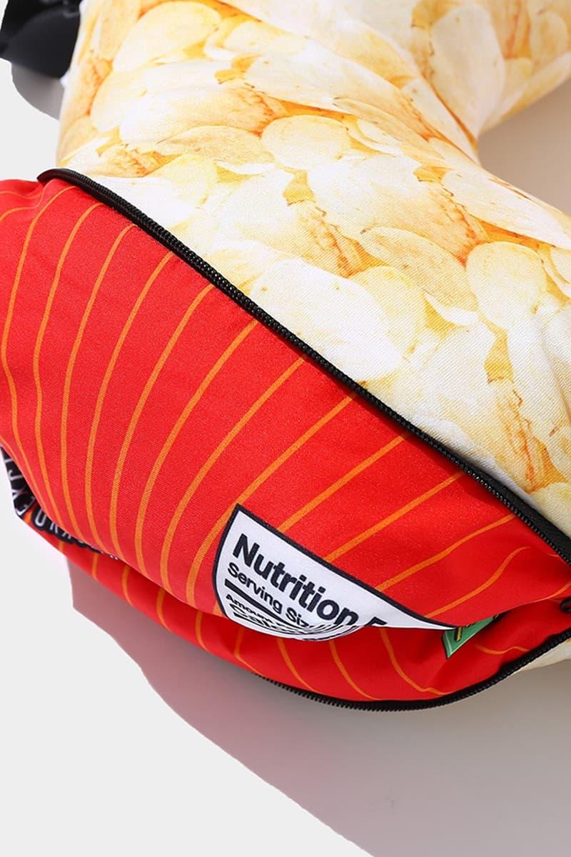 THE CONVENI Hiroshi Fujiwara Home Goods Release Chips Pillow Pens Homeware