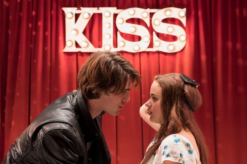 The Kissing Booth Movie Netflix Joey King Jacob Elordi Still