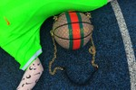 Picture of Emerging Brand TOMME Crafts Luxe Purses Out of Basketballs