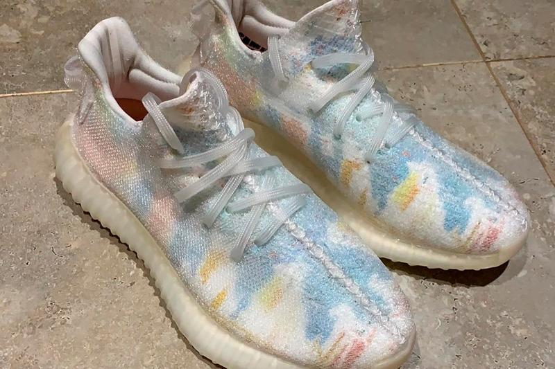 YEEZY BOOST 350 V2 Friends and Family Kanye West adidas Originals Sample Leak