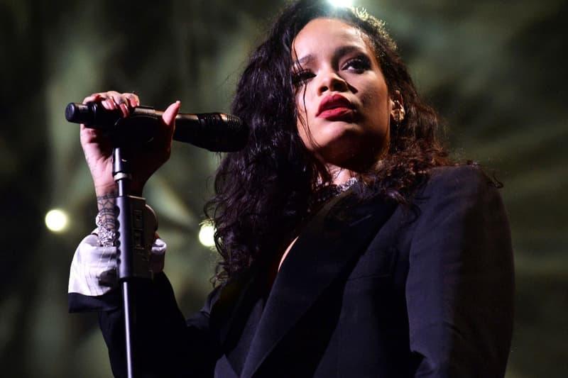 Rihanna Concert Performance Live