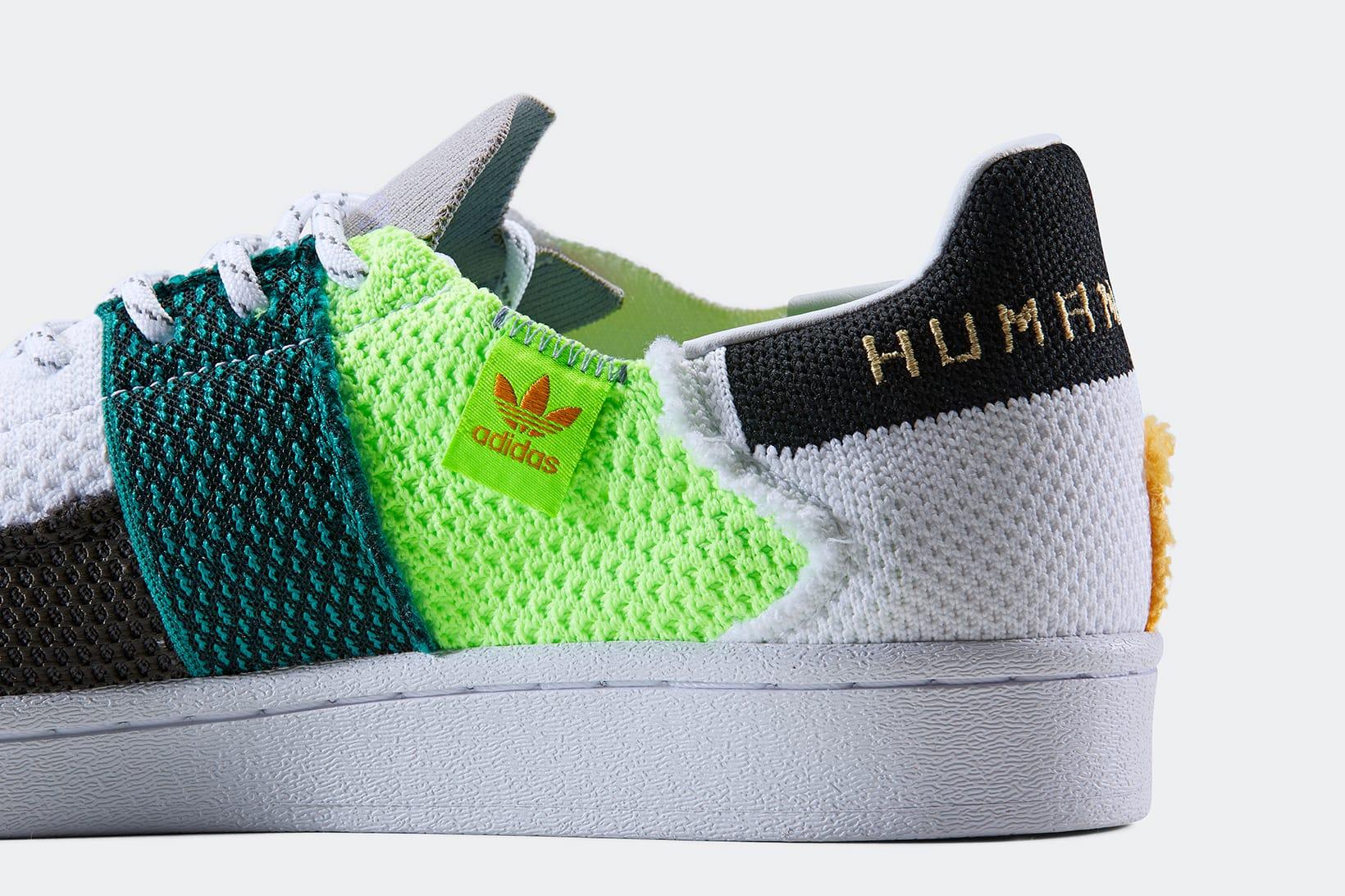 Pharrell x adidas Originals Superstar