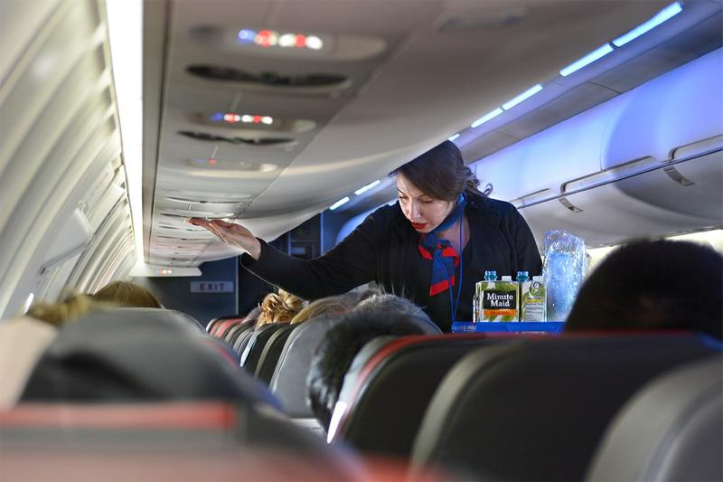 Airlines Ban Alcohol on Planes Due to Coronavirus Concerns Travel COVID-19 Spread Passenger Interaction