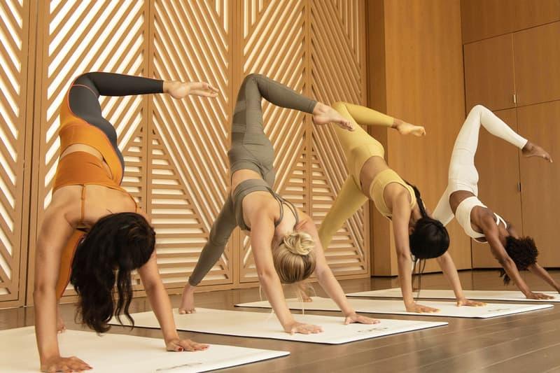 alo yoga summer collection international yoga day