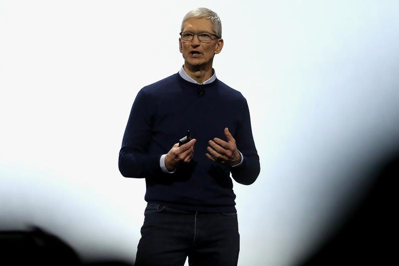 apple ceo tim cook employee internal email donation george floyd death racism racial injustice tech