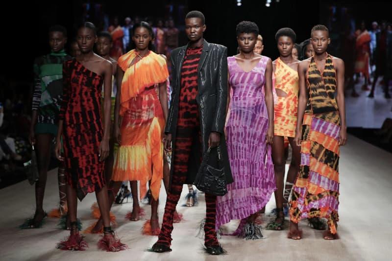 ASAI Rihanna Dress Profits Going To Black Lives Matter Charity George Floyd Movement