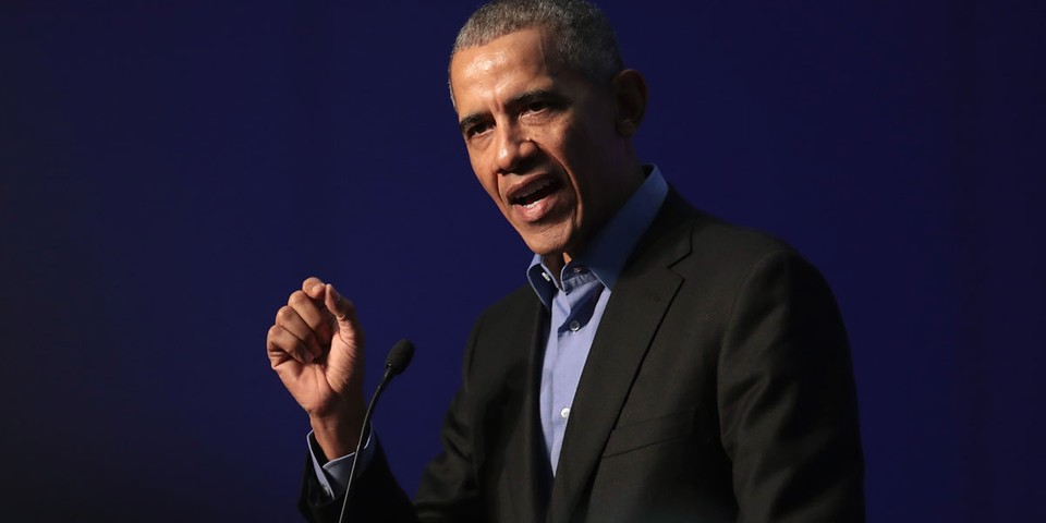 "Barack Obama Urges ""Real Change"" in Wake of George Floyd's Death"